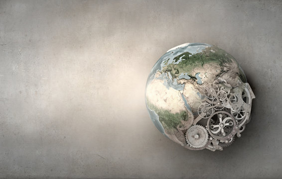 Mechanisms of our planet