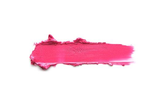 Lipstick smear