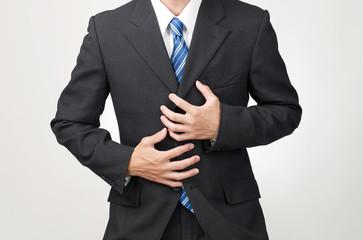 ビジネス ボディパーツ 胃痛 胸焼け