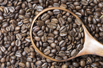 Medium Roasted Whole Coffee Bean
