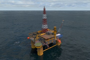 Oil Platorm