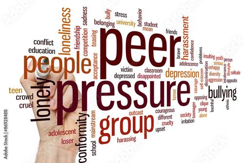 "peer pressure essay drugs Peer pressure is something every high school student faces ""just do it"" isn't just a nike slo."