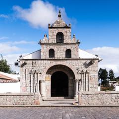 Cathedral of Riobamba, Ecuador