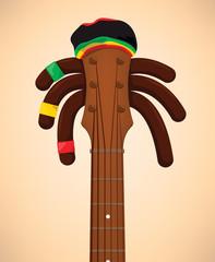 Rasta Guitar
