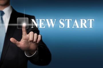 touchscreen - new start