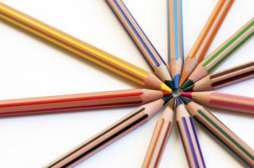 Renkli Kalemler