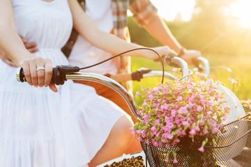 Bikes, date, life.