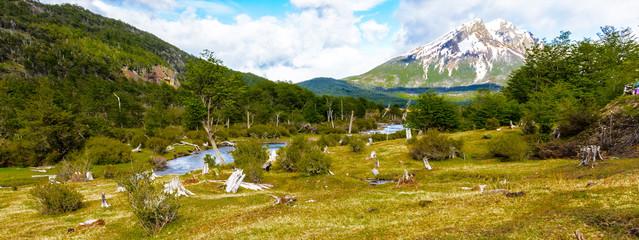 Ushuaia National Park, Argentina