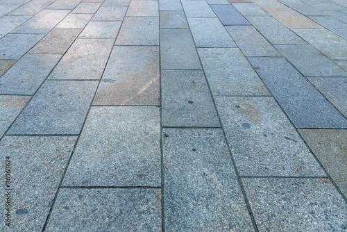 Fussweg Aus Granitplatten Stock Photo And Royalty Free Images On