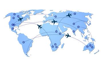 Plane transportation