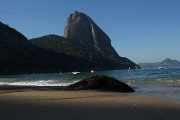 Sugarloaf Montain. Praia Vermelha. Urca
