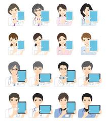 Doctor&Nurse / Network