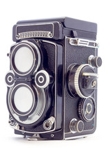Beautiful vintage camera