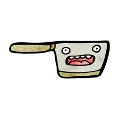 cartoon kitchen saucepan