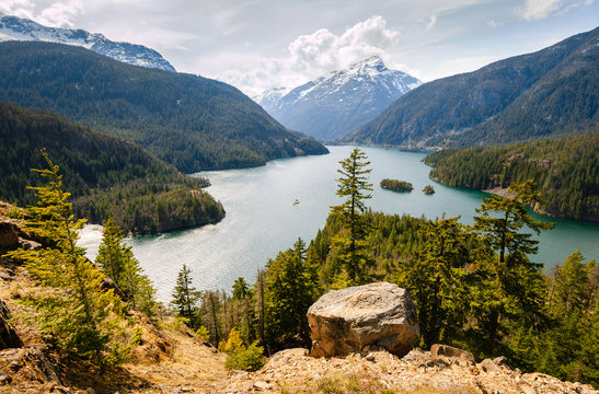 River View at North Cascades National Park