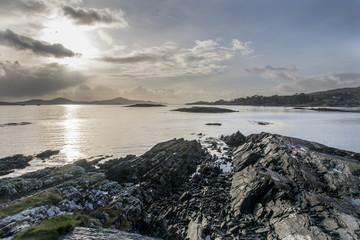 Looking west from Ahakista, Co. Cork Irekand