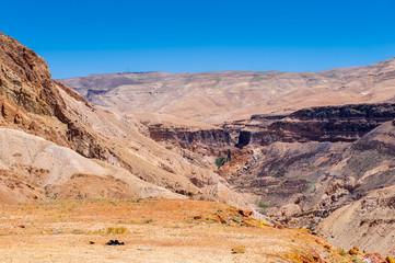 Beautiful landscape of Jordan
