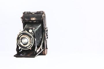Antichissimo modello di macchina fotografica