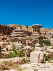 Ruins of Gerasa, modern Jerash, Jordan
