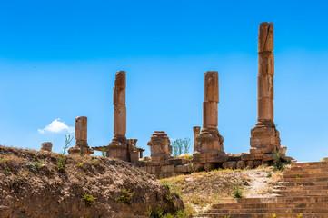 Columns of Jerash, Jordan