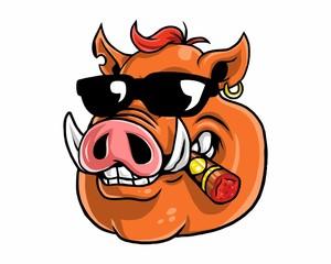 hog smoker
