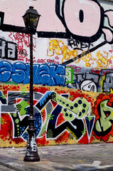 graffitis, tags