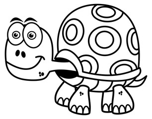turtle for coloring