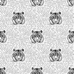 pattern of tiger