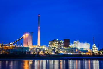 Schwerindustrie - Duisburg, Deutschland