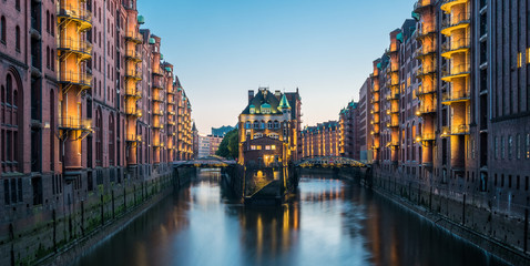 Hamburg Speicherstadt UNESCO Weltkulturerbe