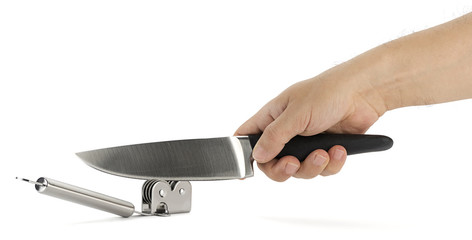 Sharpening Chef's Knife