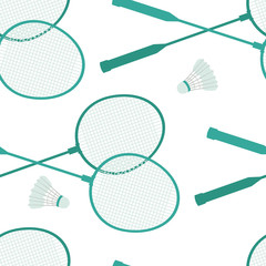 Badminton background