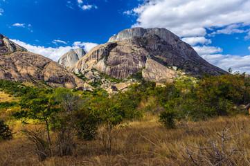 Madagascar rock