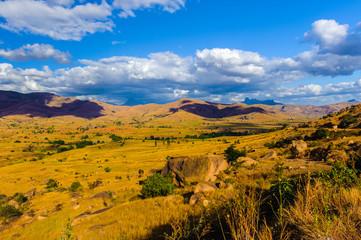 Beautiful sight of Madagascar nature