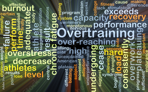 causes and considerations of overtraining