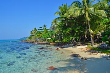 Thailand beaches Kho Kood