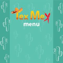 TexMex Menu