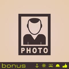 no foto icon