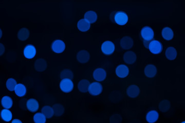 bokeh color abstract background, selective focus