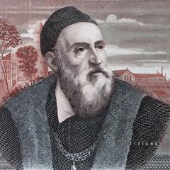 tiziano vecellio banknote portrait