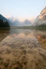 Lago di Landro Cristallo