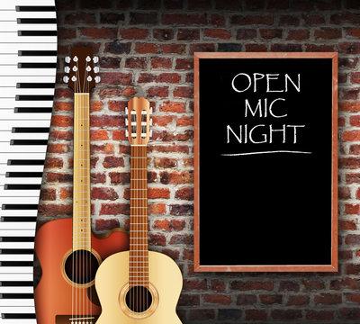 Open Mic Night