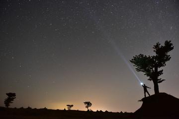 yıldızlara fener tutmak