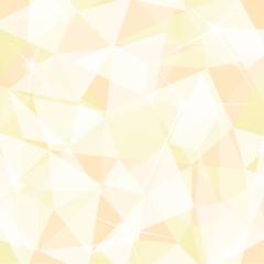 やさしい色の幾何学模様の背景