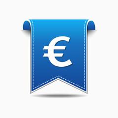Euro Sign Vector Icon Design