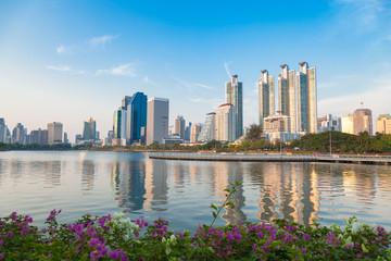 Skyscraper in Bangkok