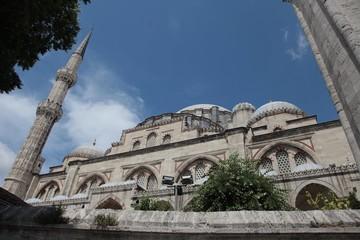 osmanlı şehzade camii saraçhane