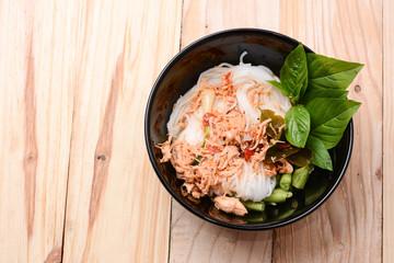 Thailand noodle