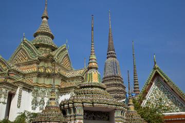 バンコクのワット・ポー寺院