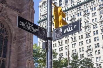 Wallstreet Broadway